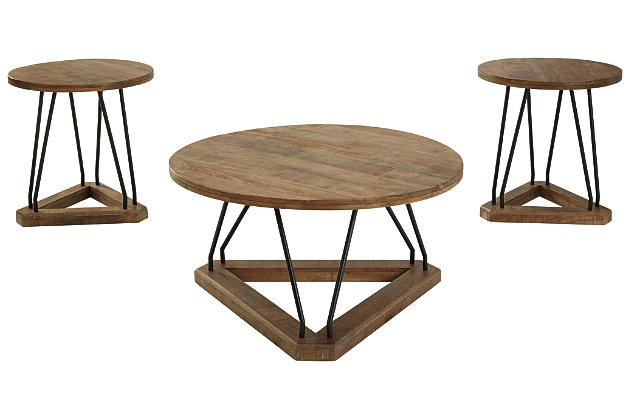 Frielone Table (Set of 3), , large