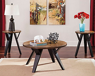 Ingel Table (Set of 3), , rollover