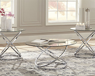 Hollynyx Table (Set of 3), , rollover