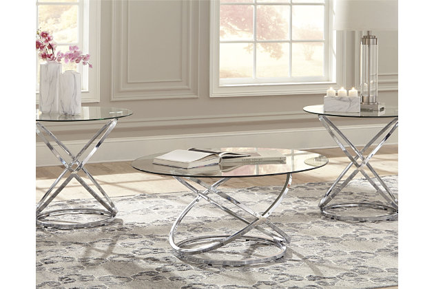 Hollynyx Table (Set of 3), , large