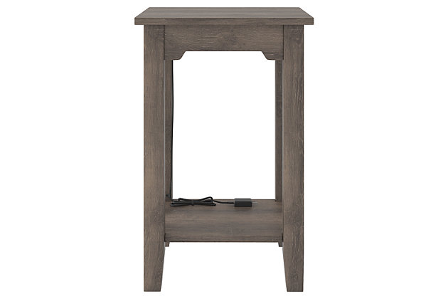 Arlenbry Chairside End Table, , large