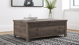 Arlenbry Coffee Table with Lift Top, , rollover