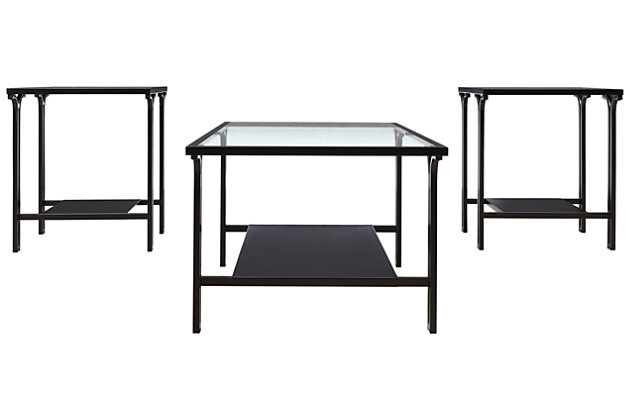 Geriman Table (Set of 3), , large