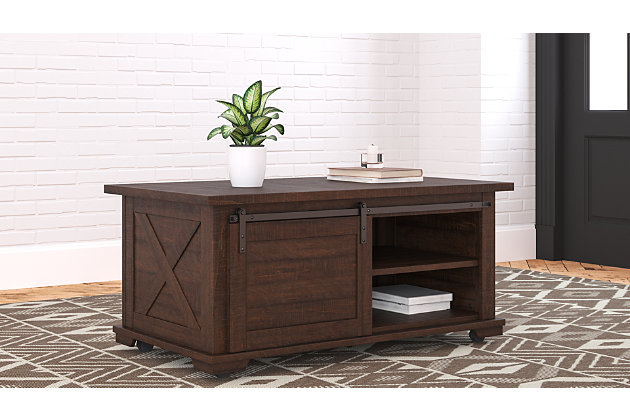 Camiburg Coffee Table, , large