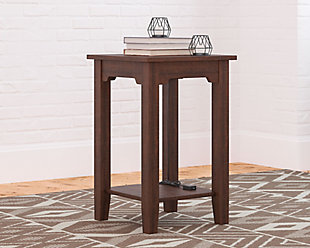 Camiburg Chairside End Table, , rollover