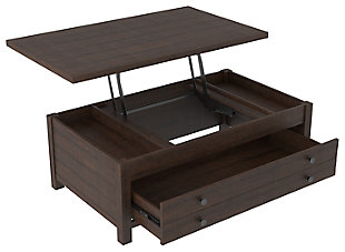 Camiburg Coffee Table with Lift Top, , large