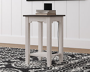 Dorrinson Chairside End Table, , rollover