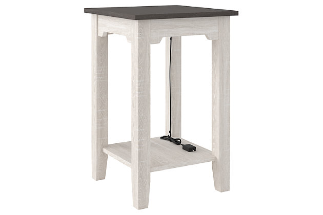 Dorrinson Chairside End Table, , large