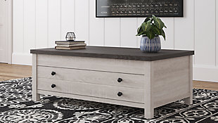 Dorrinson Coffee Table with Lift Top, , rollover