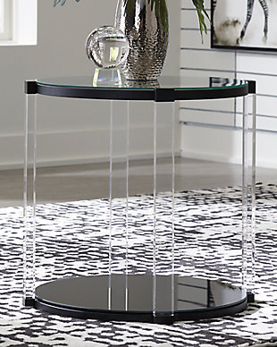 Delsiny End Table, , rollover