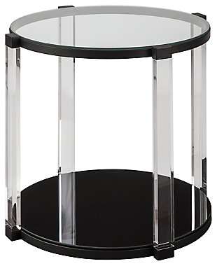 Delsiny End Table, , large