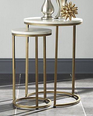 Britzwald End Table (Set of 2), , rollover