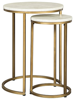 Britzwald End Table (Set of 2), , large