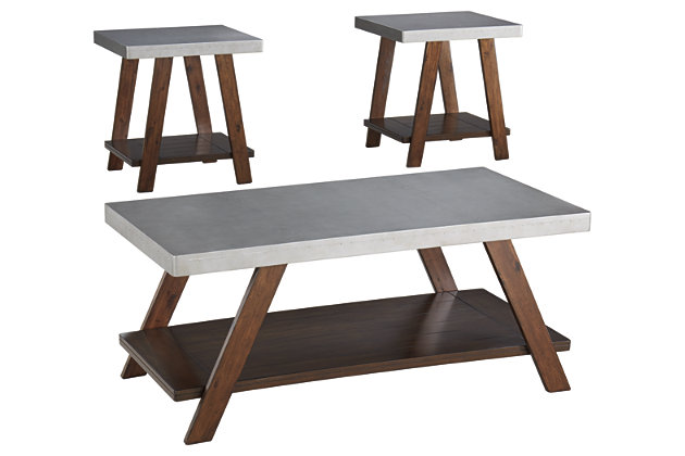 Bellenteen Table (Set of 3), , large