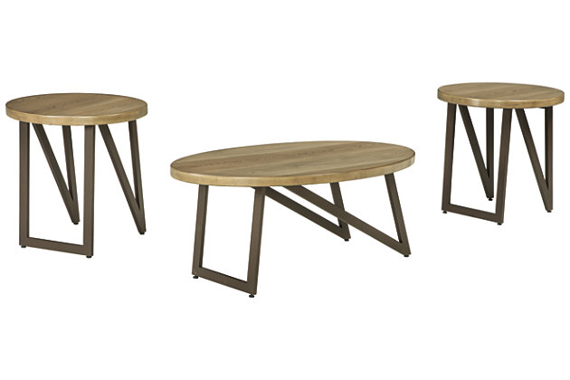 Dougetti Table (Set of 3), , large