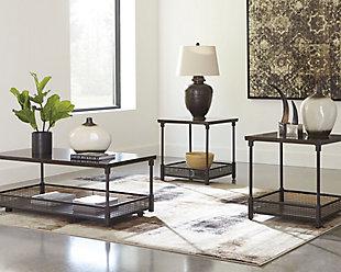 ... large Kalmiski Table (Set of 3)  rollover & Coffee Tables | Ashley Furniture HomeStore