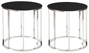 Clenco 2 End Tables, , large