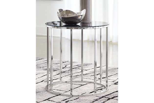 Clenco End Table, , large