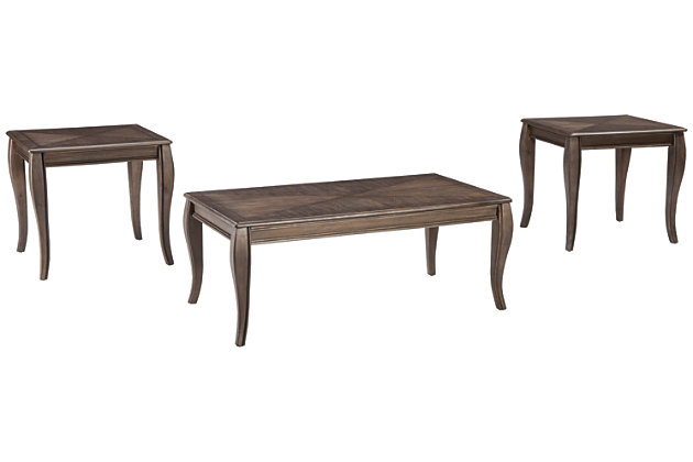 Vintelli Table (Set of 3), , large