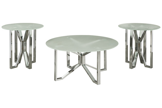 Tangeline Table (Set of 3), , large