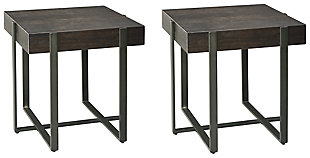 Drewing 2 End Tables, , large