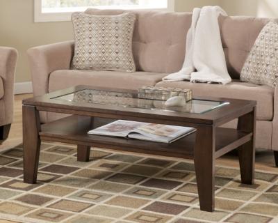 Deagan Coffee Table Ashley Furniture HomeStore
