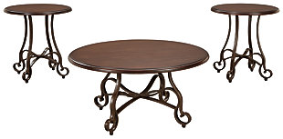 Carshaw Table (Set of 3), , large