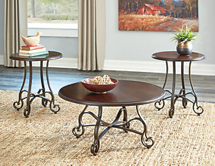 Carshaw Table (Set of 3), , rollover