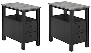 Ezmonei 2 End Tables, , rollover