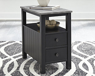 Ezmonei Chairside End Table, , rollover