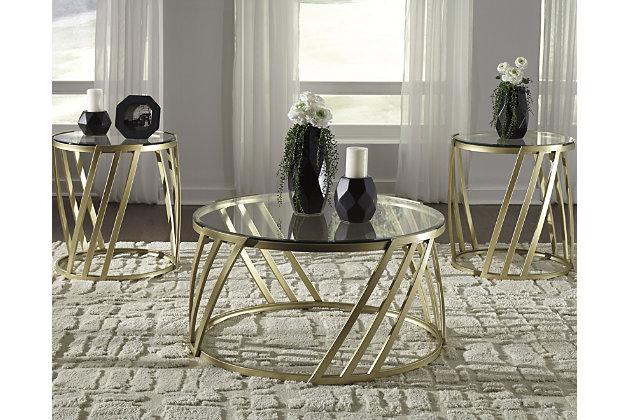 Austiny Table (Set of 3), , large