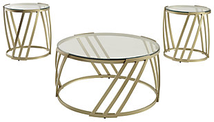 Austiny Table (Set of 3), , large