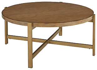 Franston Coffee Table, , large