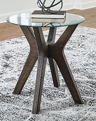 Zannory End Table, , rollover