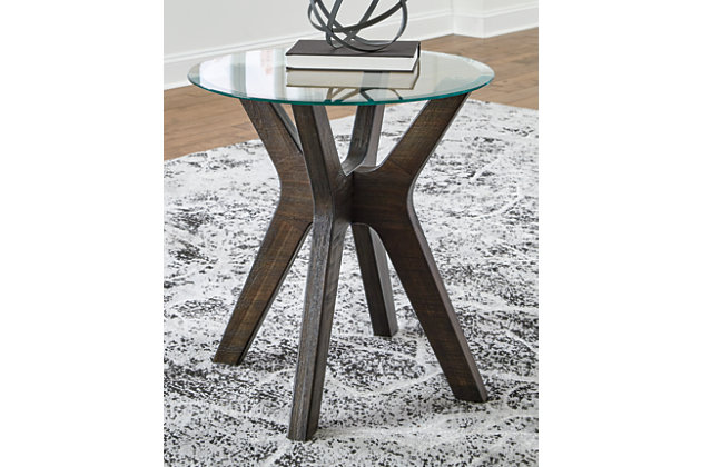 Zannory End Table, , large