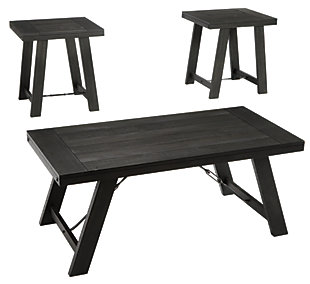 Noorbrook Table (Set of 3), , large