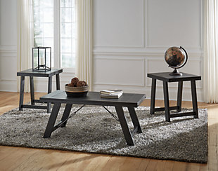 Noorbrook Table (Set of 3), , rollover