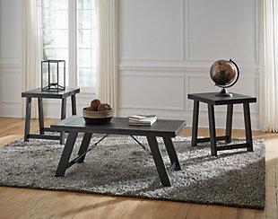 Noorbrook Table (Set of 3), , large