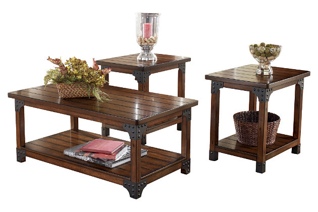 Murphy Table Set Of 3 Ashley Furniture Homestore