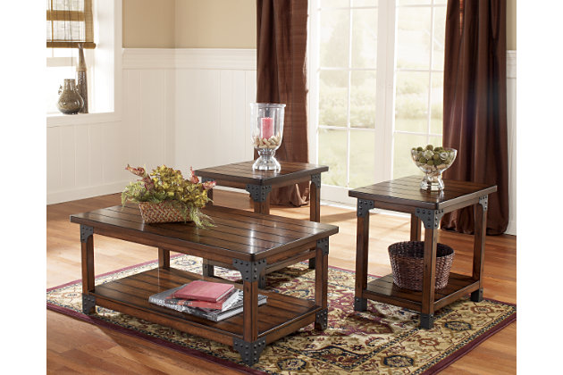 example of this table used in home decorating