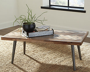Large Vantori Coffee Table Rollover