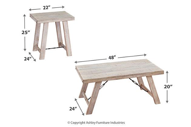Carynhurst Table (Set of 3), , large