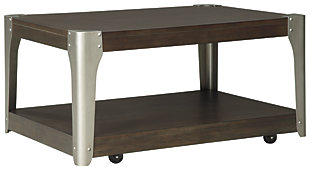 Geriville Coffee Table, , large