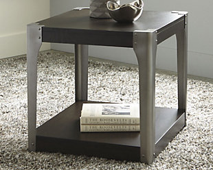 Geriville End Table, , rollover
