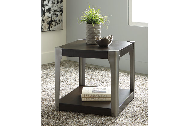 Geriville End Table, , large