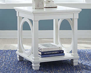Mintville End Table, , rollover