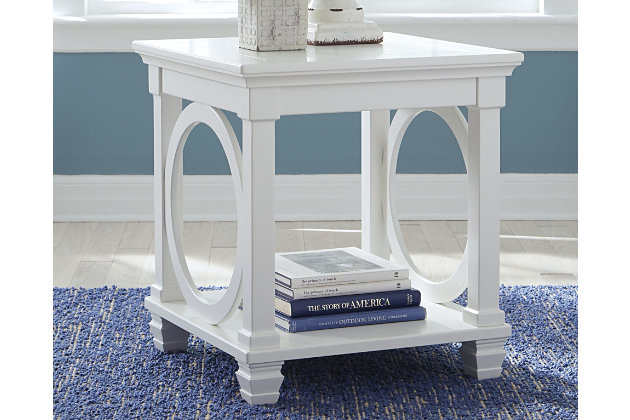 Mintville End Table, , large