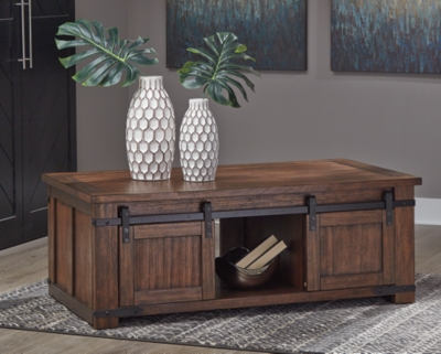 Budmore Coffee Table, , large