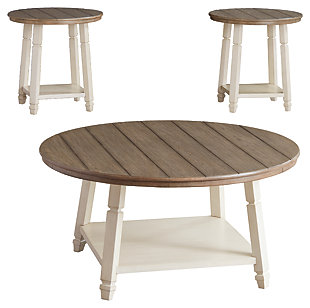Bolanbrook Table (Set Of 3), ...