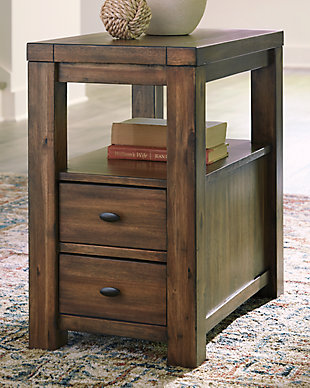 Marleza Chairside End Table, , rollover